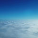 Blue Sky Above Clouds - VideoHive Item for Sale