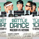 Battle Dance Flyer - GraphicRiver Item for Sale