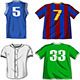 Sports Shirts Pack - GraphicRiver Item for Sale
