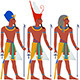 Ancient Egypt Pharaoh Pack for Passover - GraphicRiver Item for Sale