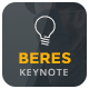 Beres - Keynote Template - GraphicRiver Item for Sale
