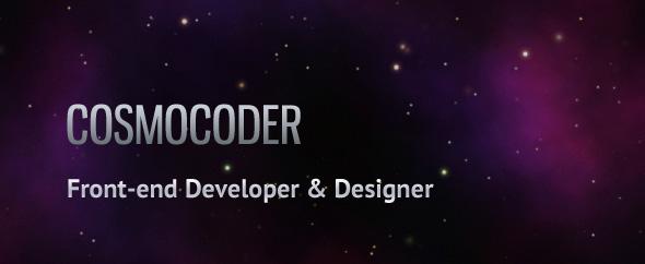 Cosmocoder homepage