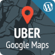 UBER Google Maps for WordPress