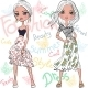 Fashion Girls - GraphicRiver Item for Sale