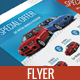 Cars Sale Flyer ( Multipurpose ) - GraphicRiver Item for Sale
