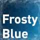 Frosty Blue Background - GraphicRiver Item for Sale