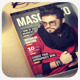 Magazine Template - Masculino - GraphicRiver Item for Sale