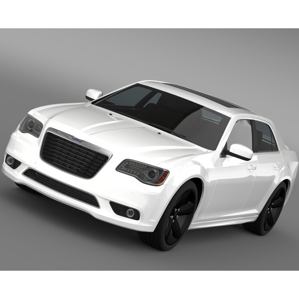 Chrysler 300S 2013 - 3DOcean Item for Sale