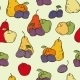 Fruits Seamless Pattern - GraphicRiver Item for Sale