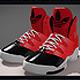 Sneakers Adidas GLC - Photorealistic - 3DOcean Item for Sale