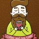 Coffee Tea Man - GraphicRiver Item for Sale