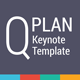 Q Plan Keynote Template - GraphicRiver Item for Sale