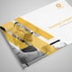 Modern Training Brochure - GraphicRiver Item for Sale