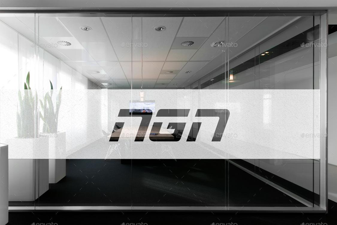 5 Realistic Interior Amp Exterior Logo Mock Ups By Drakov