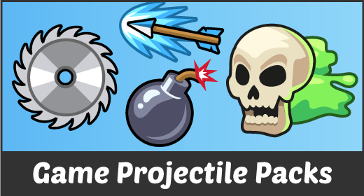 Game Projectiles