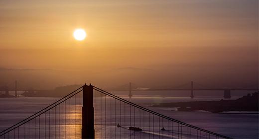San Francisco Timelapses (4K+HD)