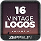Vintage Logos Set 6