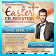 Easter Celebration Flyer - GraphicRiver Item for Sale