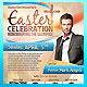 Easter Celebration Flyer - GraphicRiver Item for Sale
