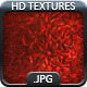 Red Foil Seamless HD Textures Pack v.2 - GraphicRiver Item for Sale