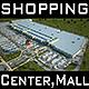 Mall M1, Full Textured Scene (Render Ready) - 3DOcean Item for Sale