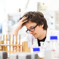 Male researcher carrying out scientific research in a lab (shall - PhotoDune Item for Sale