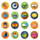 E-commerce Circle Icons
