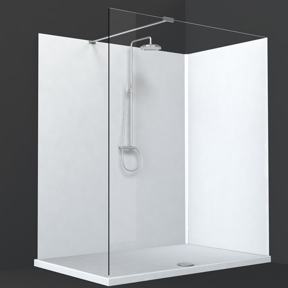Shower - 3DOcean Item for Sale