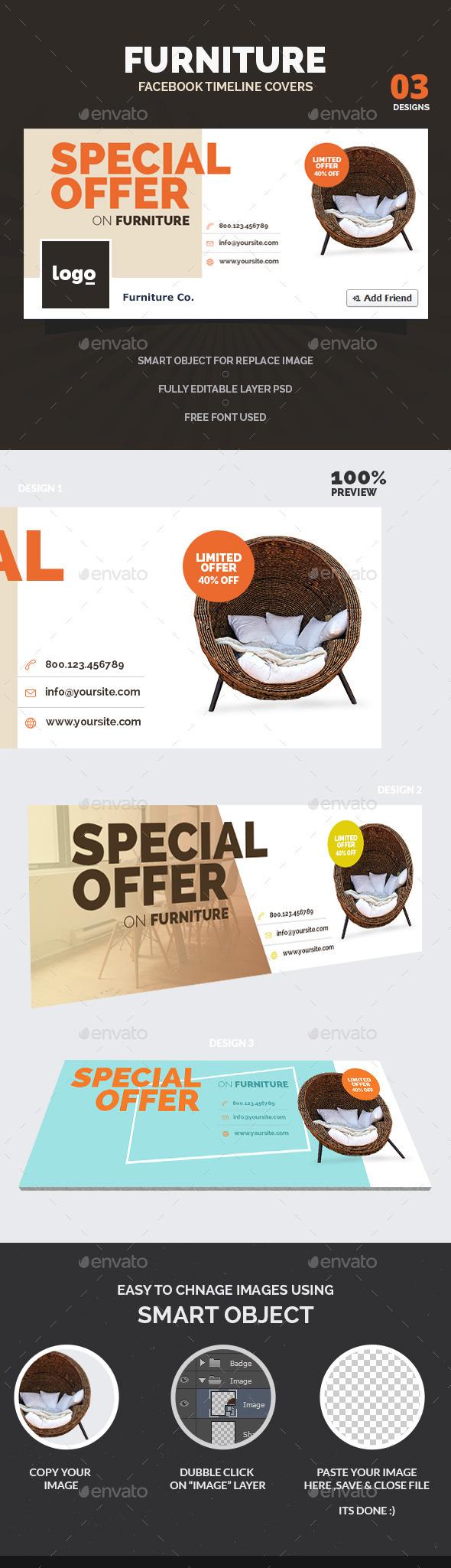 Furniture Facebook Timeline Covers - Facebook Timeline Covers Social Media