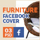 Furniture Facebook Timeline Covers - GraphicRiver Item for Sale