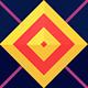 Bright rectangles. Vj loop - VideoHive Item for Sale