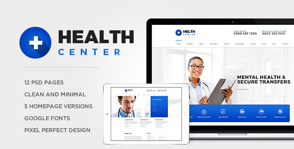 Health Center PSD