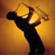 Energetic Saxophone
