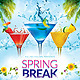 Spring / Summer Party Flyer - GraphicRiver Item for Sale