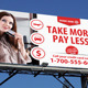 Credit Card Company Outdoor Banner 29