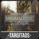 Minimalistic Slideshow - VideoHive Item for Sale