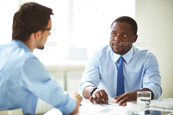Job interview - Stock Photo - Images