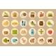 Farm Garden Icons - GraphicRiver Item for Sale