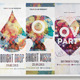 Bright Creative Poster Templates - GraphicRiver Item for Sale