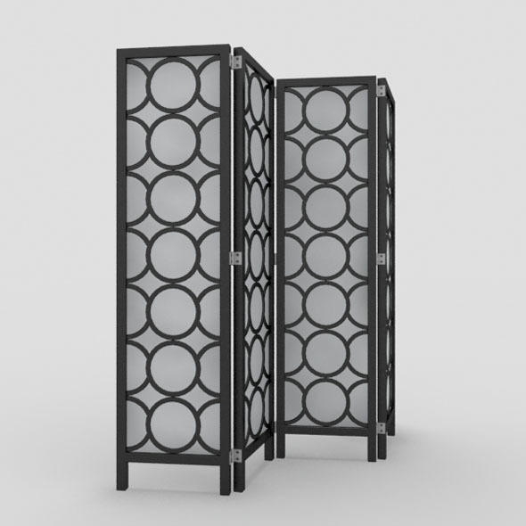 Room Divider-1 - 3DOcean Item for Sale