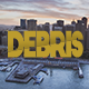 Download Debris - Slideshow Typography from VideHive