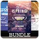 Spring - Flyers Bundle - GraphicRiver Item for Sale