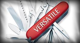 Versatile Designs for Designers