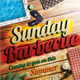 Sunday Barbecue Flyer - GraphicRiver Item for Sale