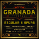 Granada Typeface - 2 Styles - GraphicRiver Item for Sale