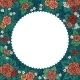 Floral Frame  - GraphicRiver Item for Sale