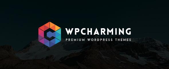 Wpcharmings profile on themeforest wpcharming free premium wordpress themes reheart Choice Image