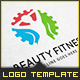 Beauty Fitness - Logo Template - GraphicRiver Item for Sale