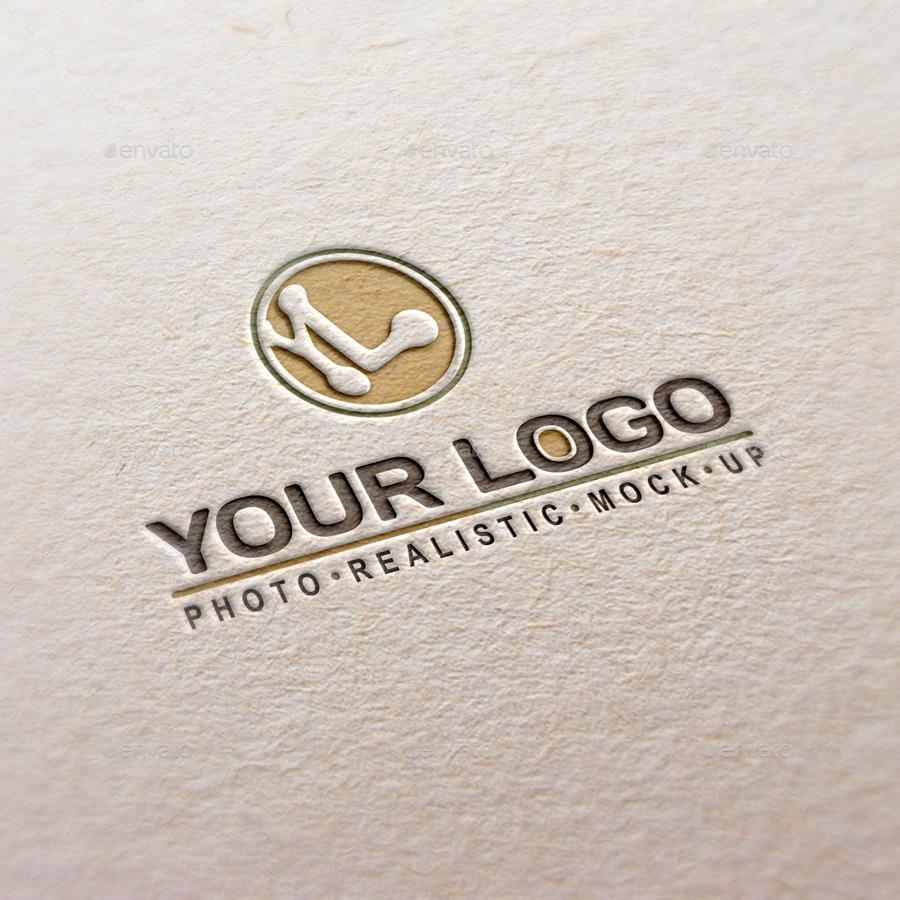 logo mock up