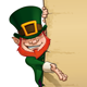 St Patrick - Papyrus - GraphicRiver Item for Sale
